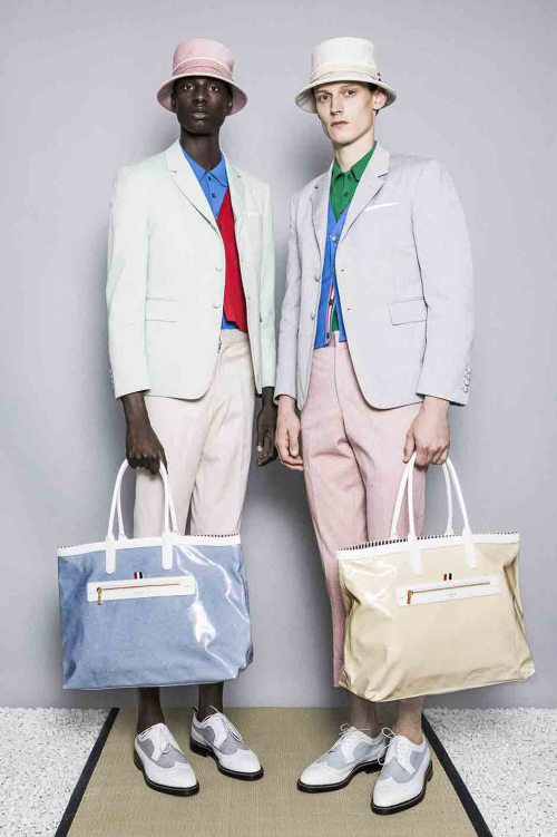 Thom Browne Lookbook Spring/Summer 2016