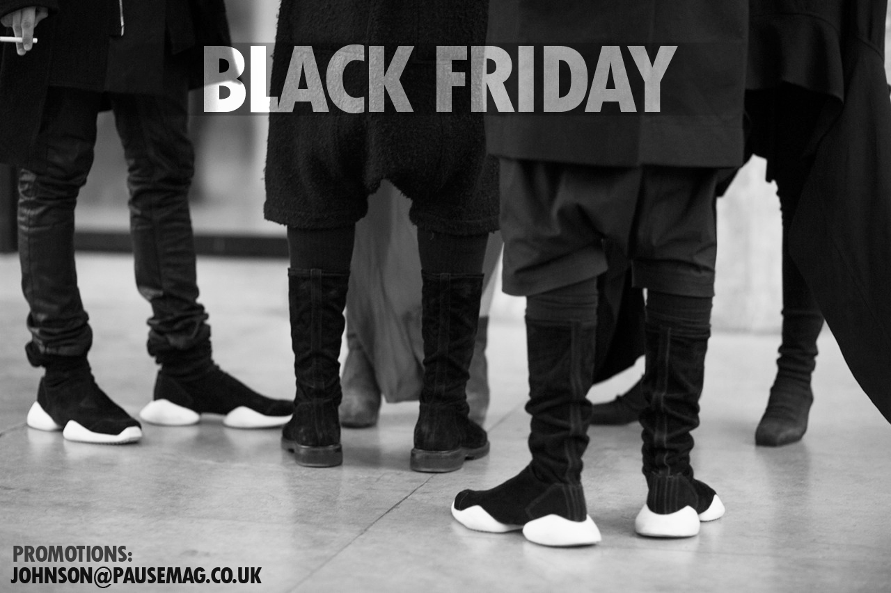 15 signs that show you're #BlackFriday ready