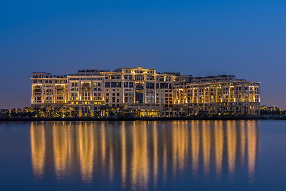 The 'Palazzo Versace' Hotel in Dubai