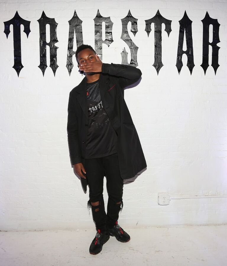 """Trapstar London """"Invasion for Peace"""" USA Launch Fall/Winter 2015"""
