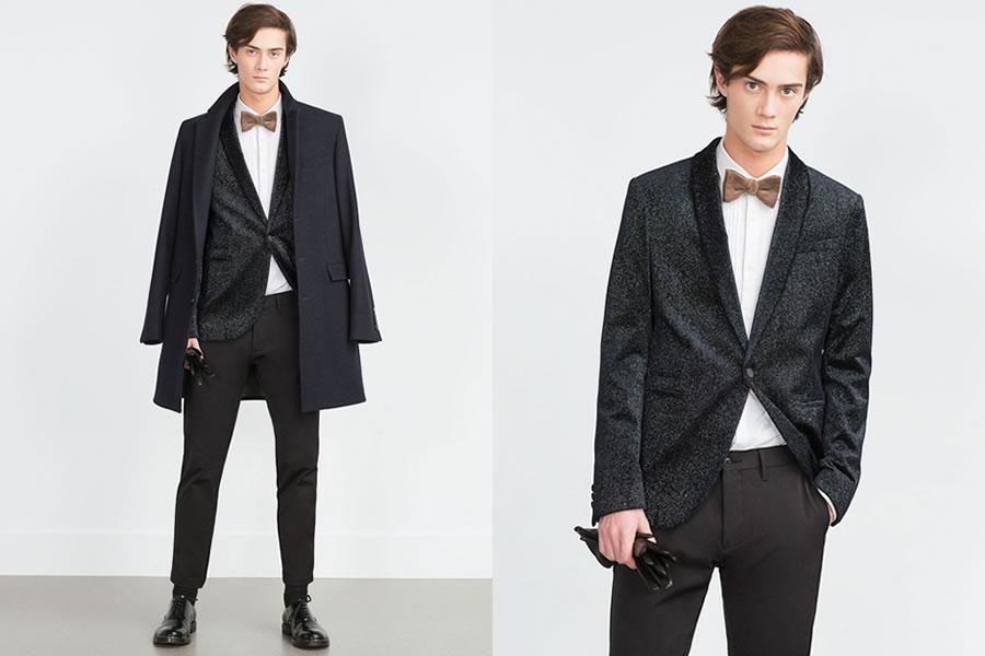 Zara Autumn/Winter 2015 Eveningwear
