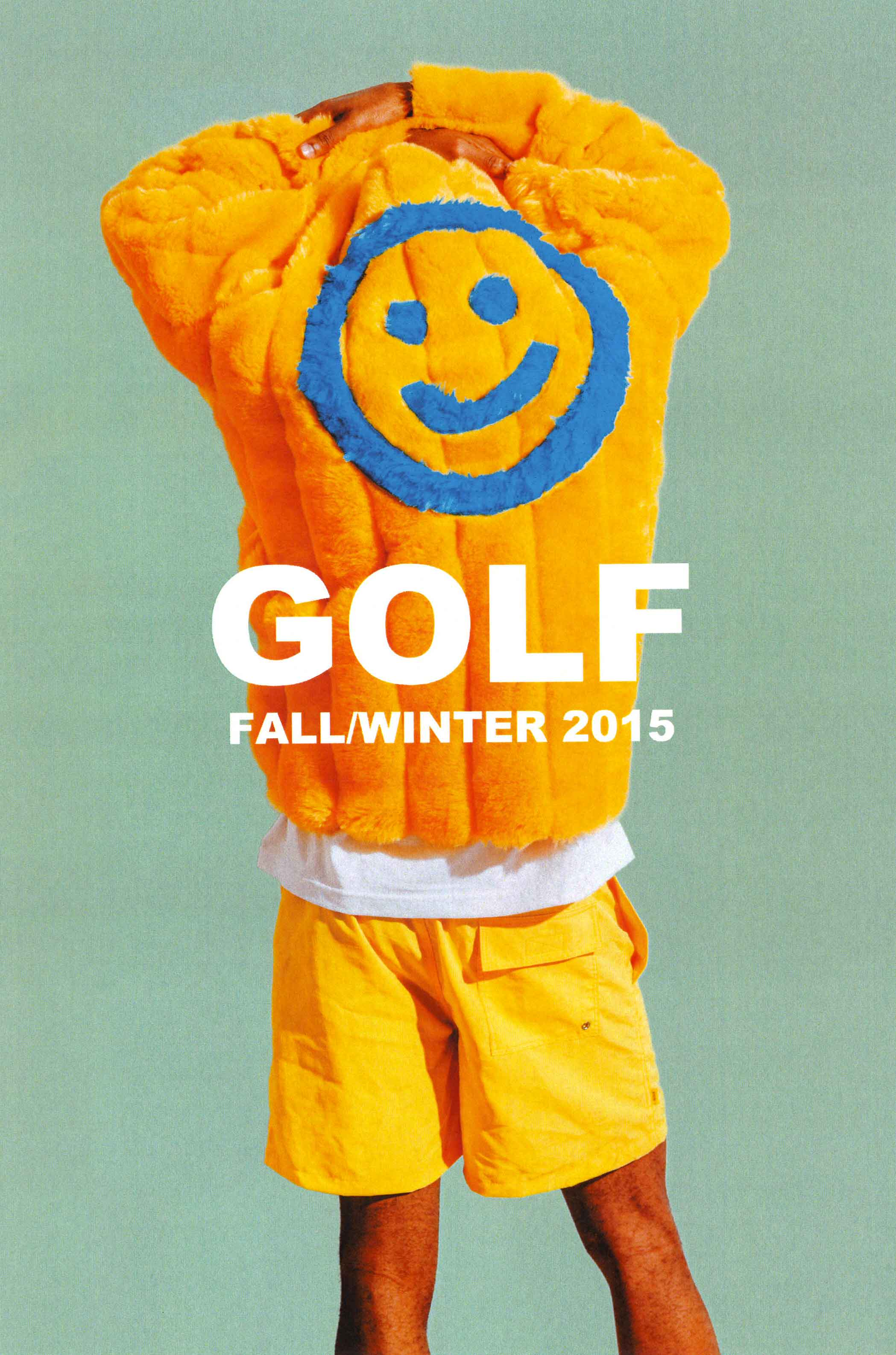 GOLF FALL/WINTER 2015 LOOKBOOK