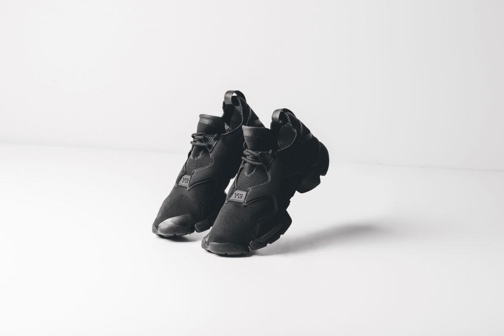 """Sneaker Watch: Y-3 Kohna """"Triple Black"""""""