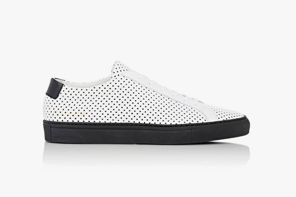 Common Projects x Barneys Achilles Low Sneaker