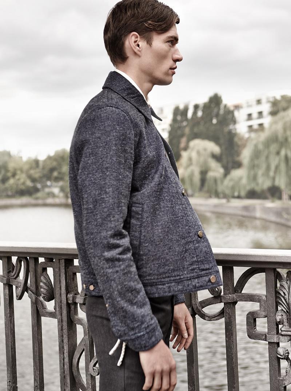 Louis Vuitton Fall/Winter 2015: Philipp Schimdt for GQ Korea