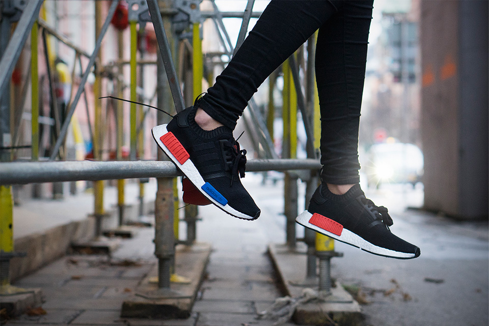 Adidas' Brand New NMD Sneaker