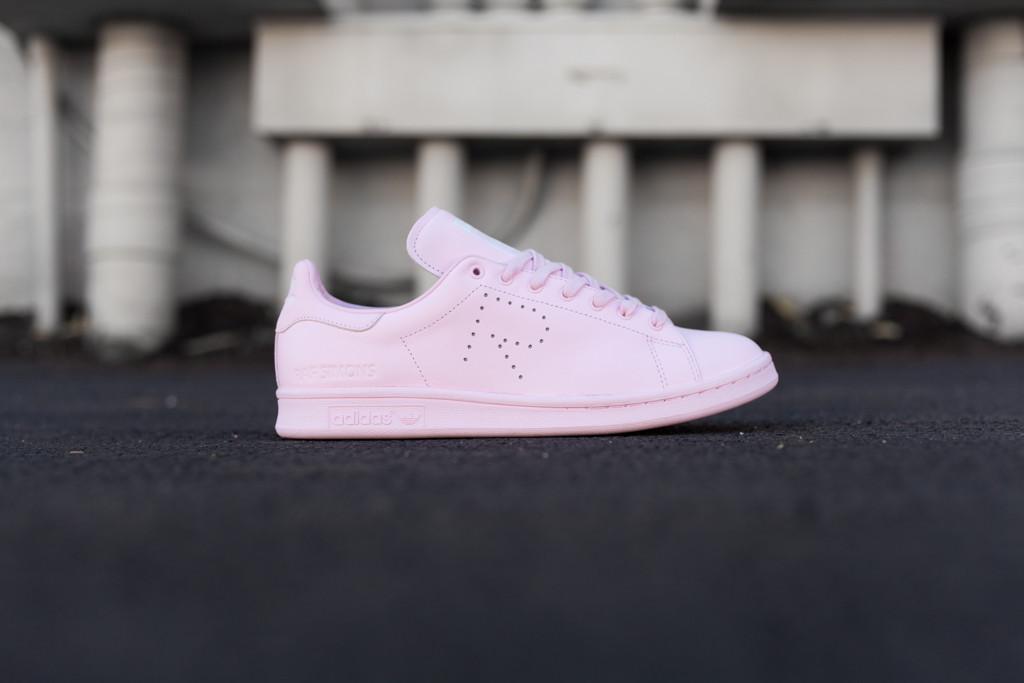 The Pink Raf Simons x Adidas Returns for SS16