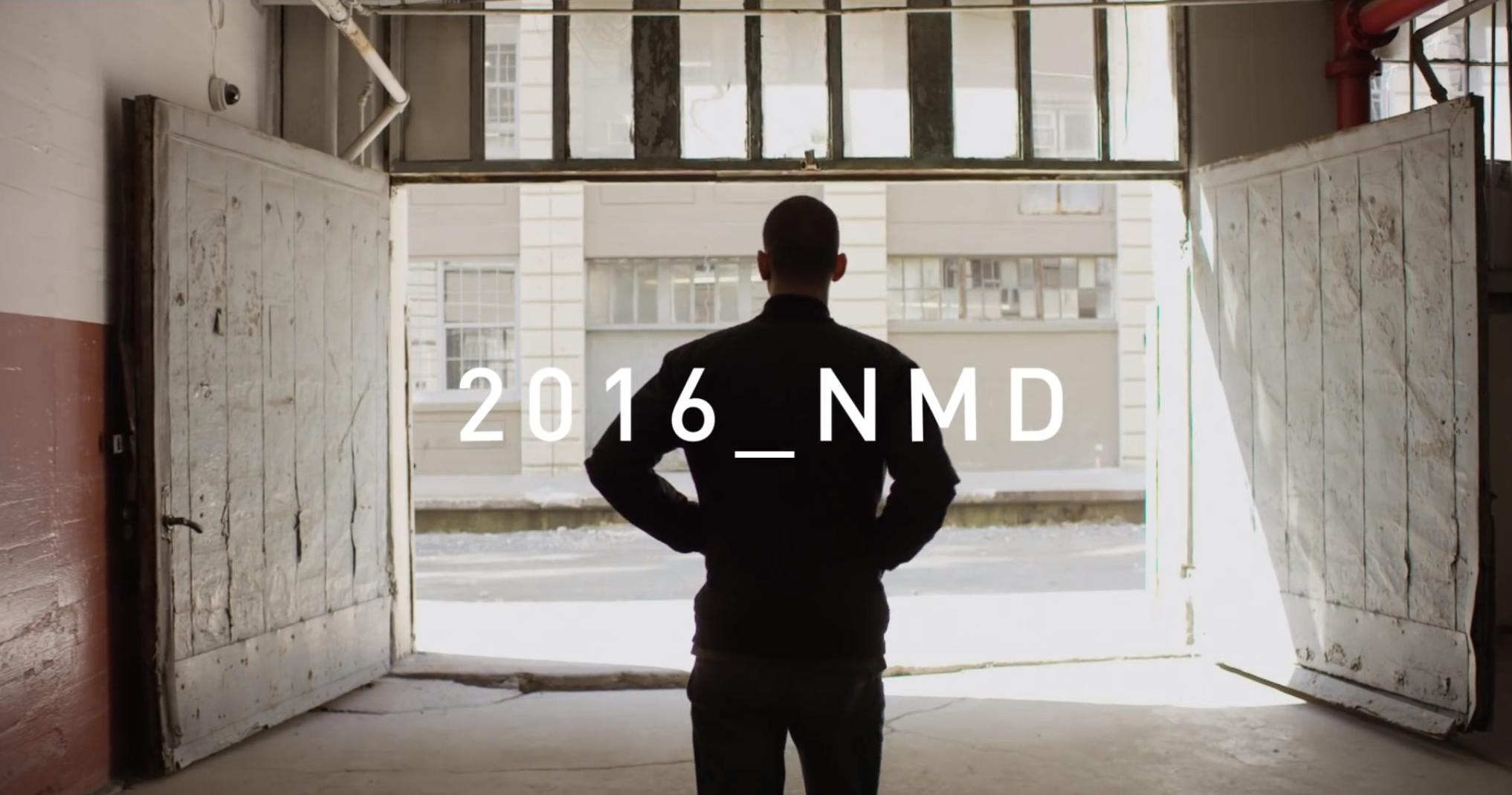 Adidas Originals Release 'NMD' Sneaker