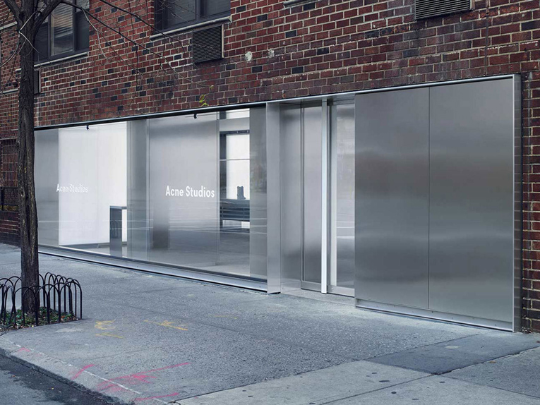 Acne Studios Introduce Its Second Flagship Store in New York City
