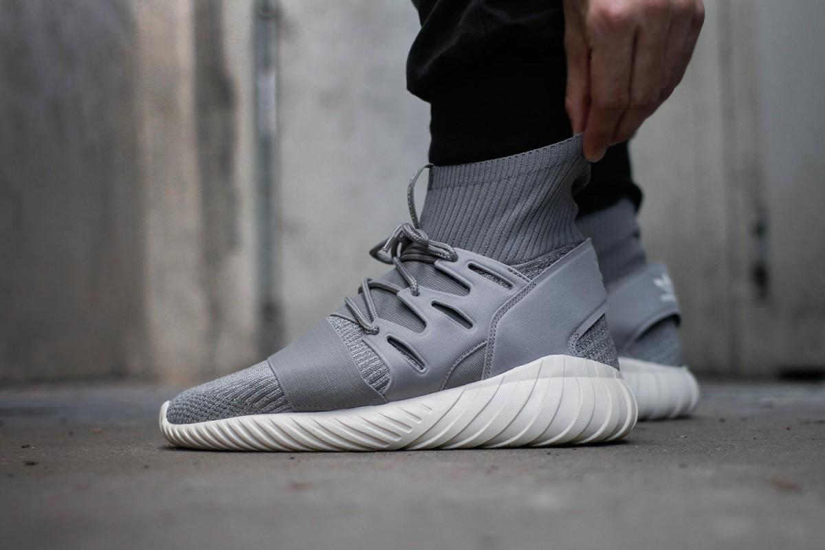 Adidas Reveals Its Tubular Doom Silhouette