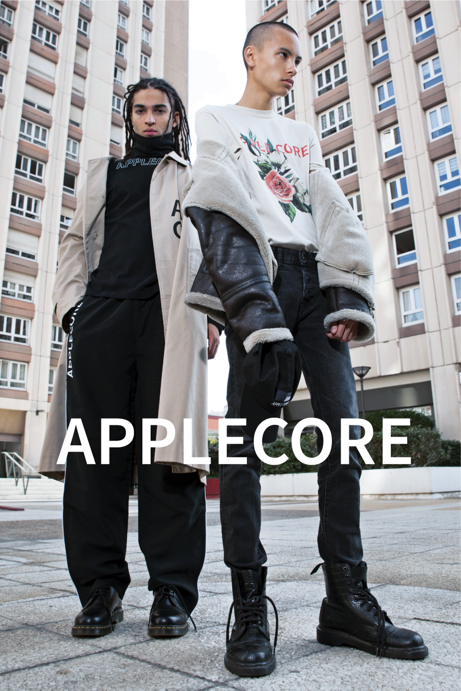 AppleCore Fall/Winter 2015 Debut Collection