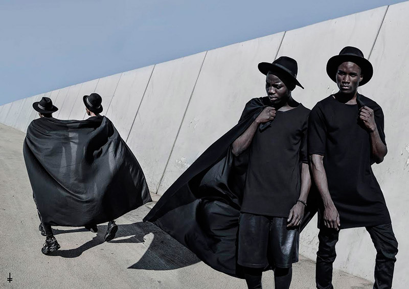 HEX Clothing Drop 'Lunar Volumes' Collection