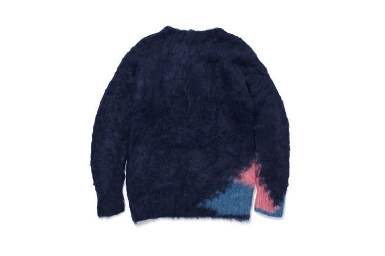 Hiroshi Fujiwara x Dai Ando: Mohair Sweater Release