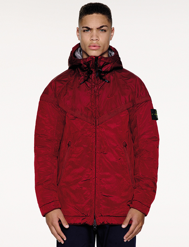 NikeLab x Stone Island AW15 Collaboration