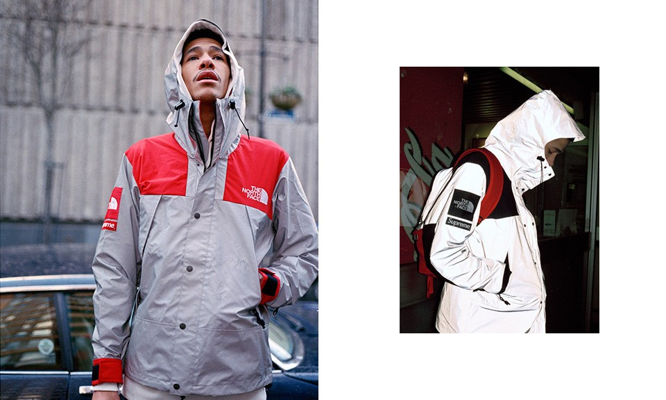 Supreme x North Face: The History