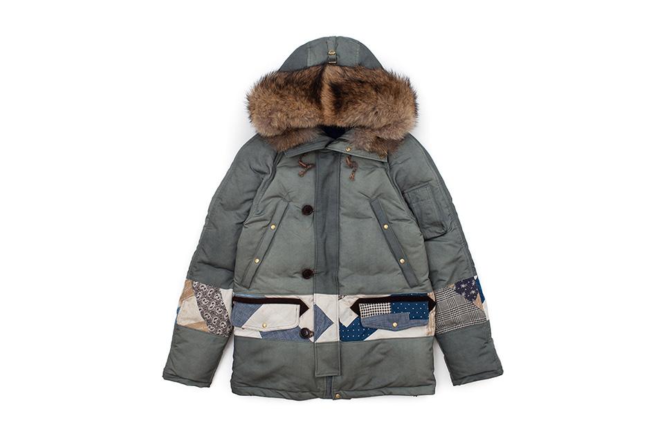 VISVIM Fall/Winter 2015 'Valdez Down' Jacket