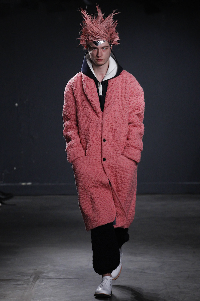 PFW: Julien David Autumn/Winter 2016 Collection