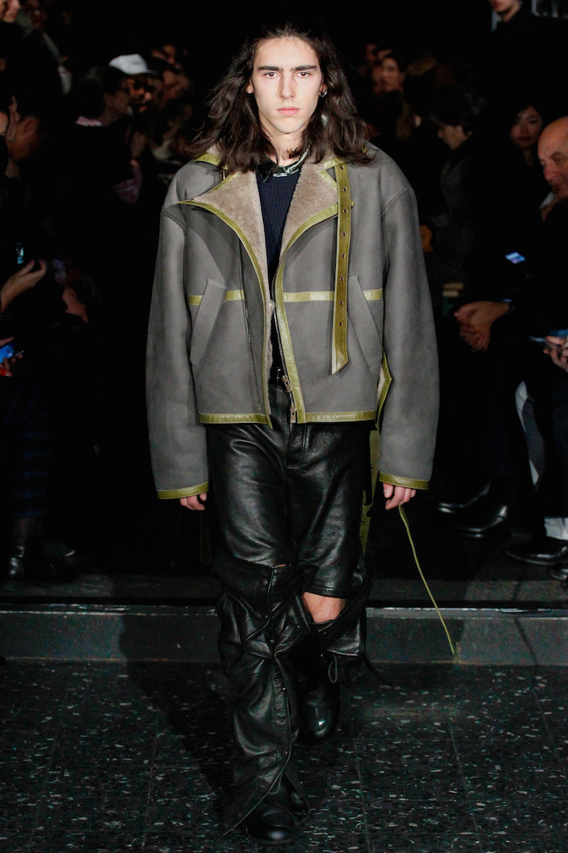 PFW: Y/Project Autumn/Winter 2016 Collection