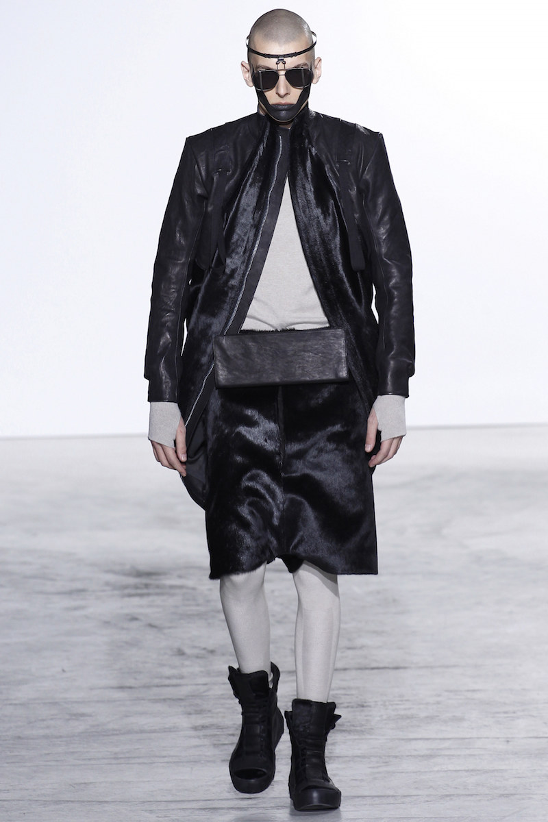PFW: Boris Bidjan Saberi Autumn/Winter 2016 Collection