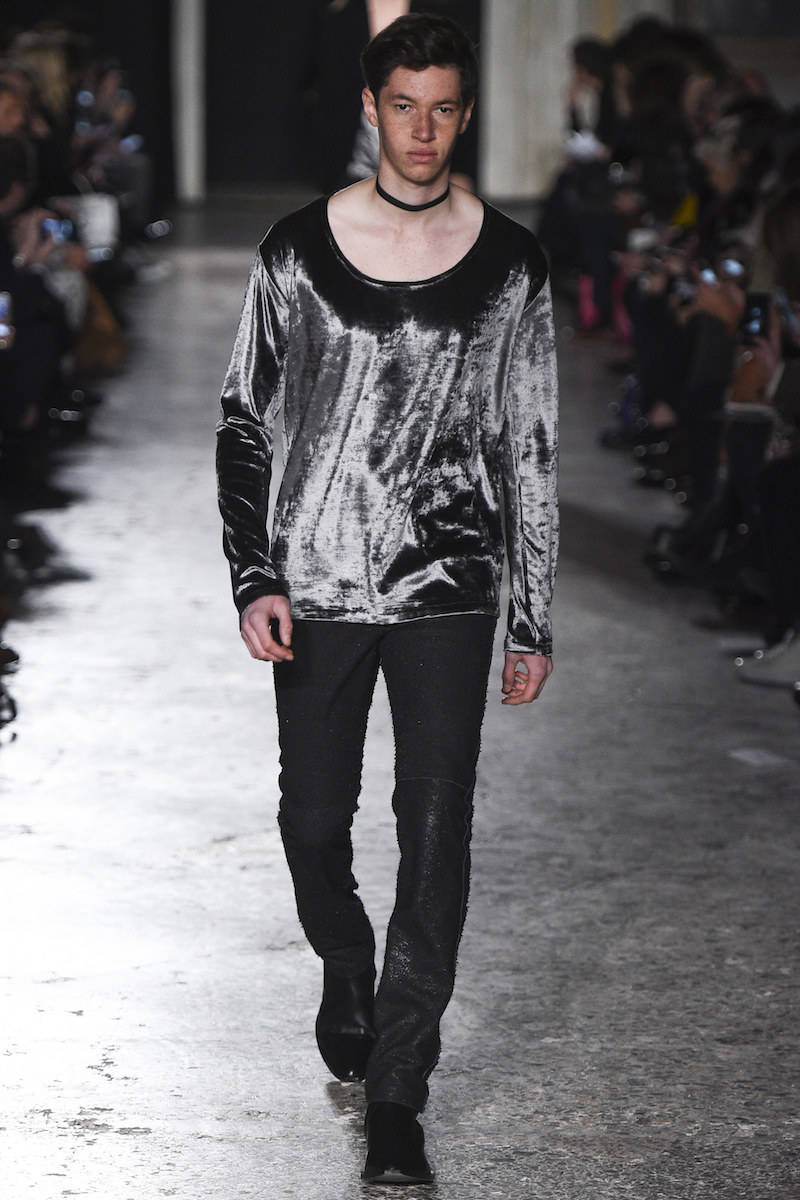 MFW: Costume National Homme Autumn/Winter 2016 Collection