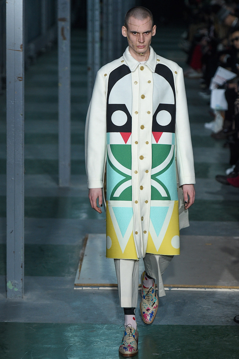 PFW: Walter Van Beirendonck Autumn/Winter 2016 Collection