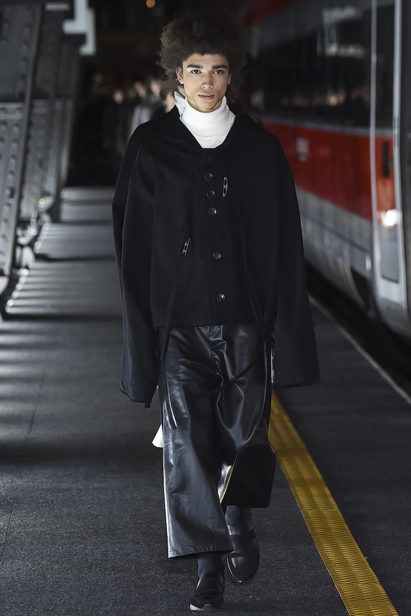 MFW: Damir Doma Autumn/Winter 2016 Collection
