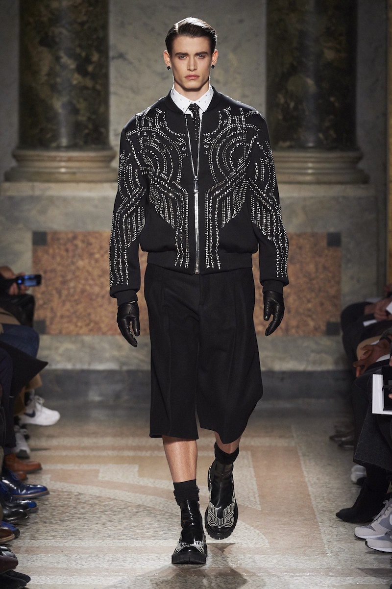 MFW: Les Hommes Autumn/Winter 2016 Collection