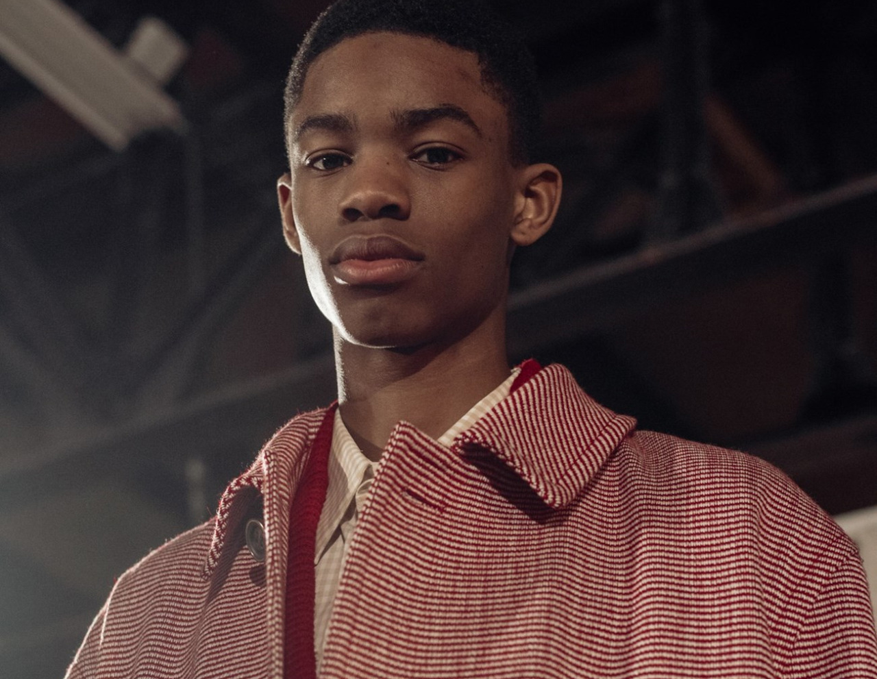 PAUSED: Quick Q&A With Model Montell Martin
