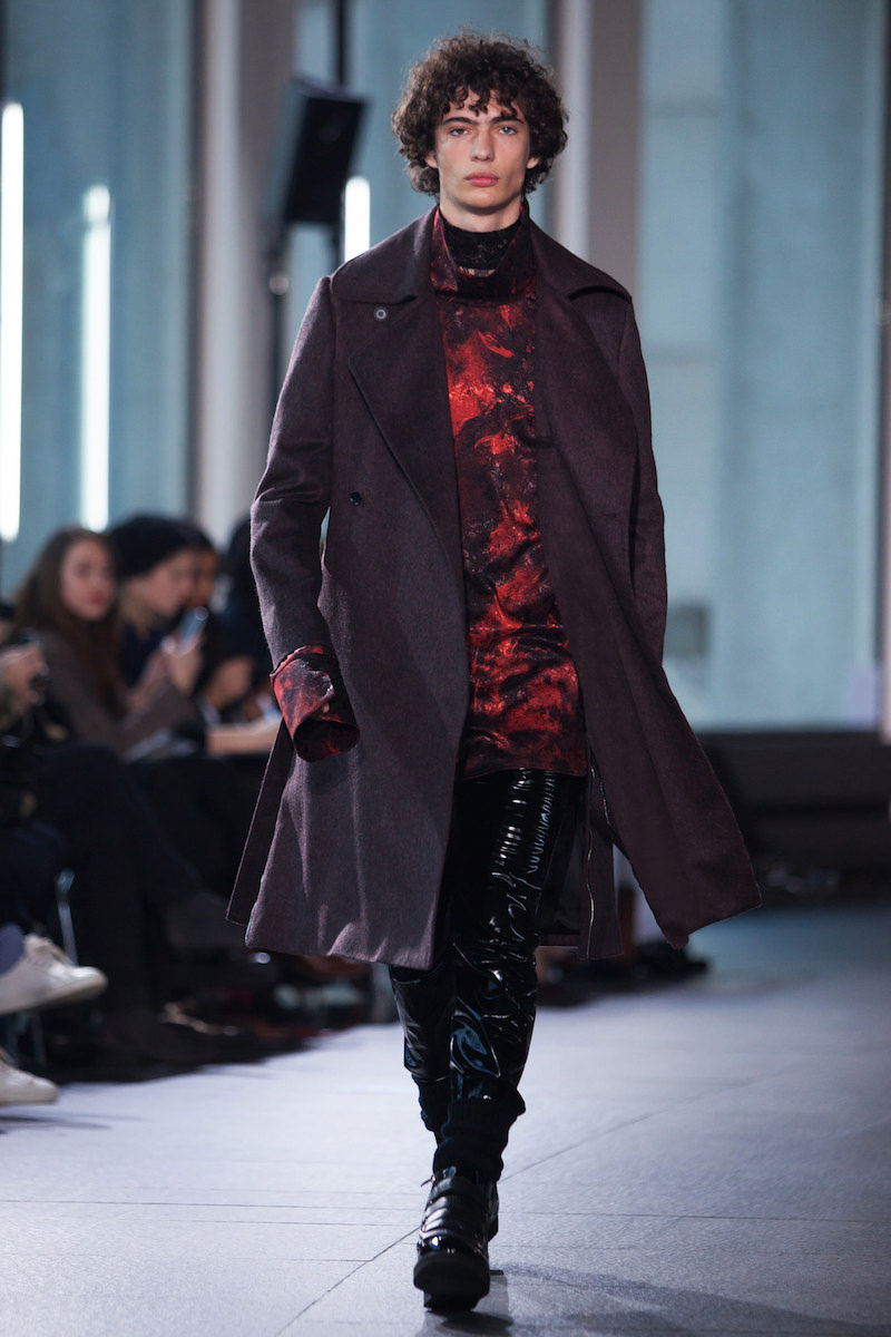 PFW: Strateas Carlucci Autumn/Winter 2016 Collection
