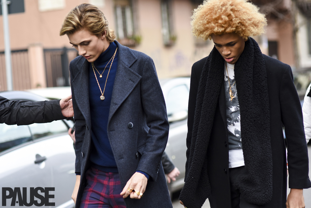 Street Style Shots: Milan Fashion Week January 2016
