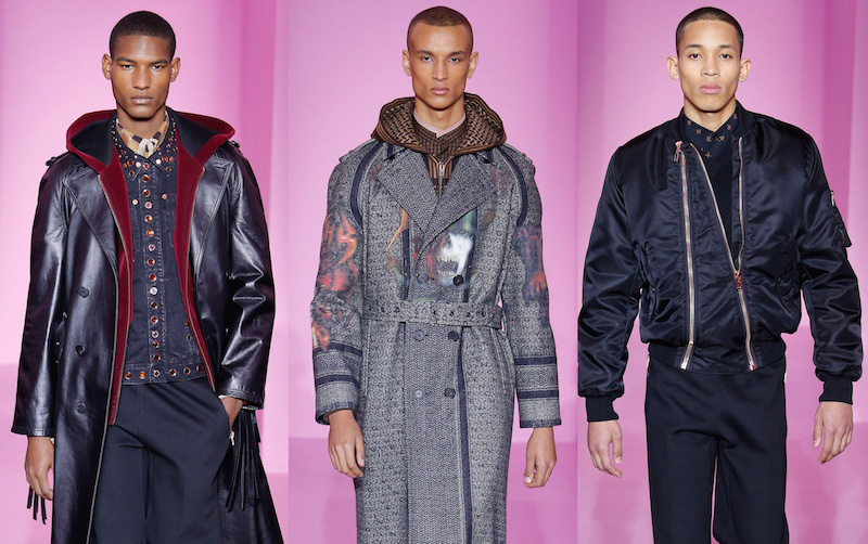 PFW: Givenchy Autumn/Winter 2016 Collection