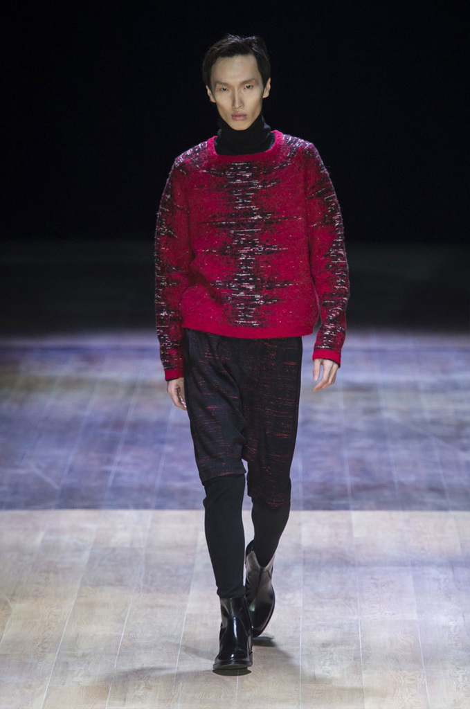 PFW: Songzio Autumn/Winter 2016 Collection