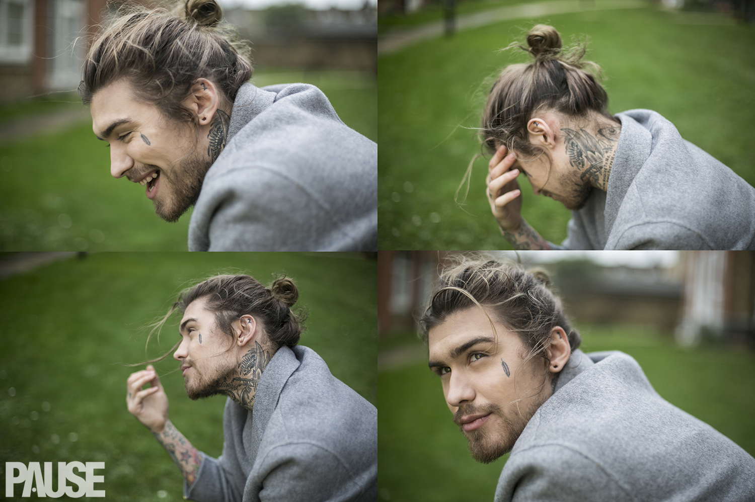 PAUSE Editorial: Marco Pierre White Jr