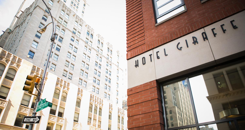 PAUSE Lifestyle: Hotel Giraffe NYC