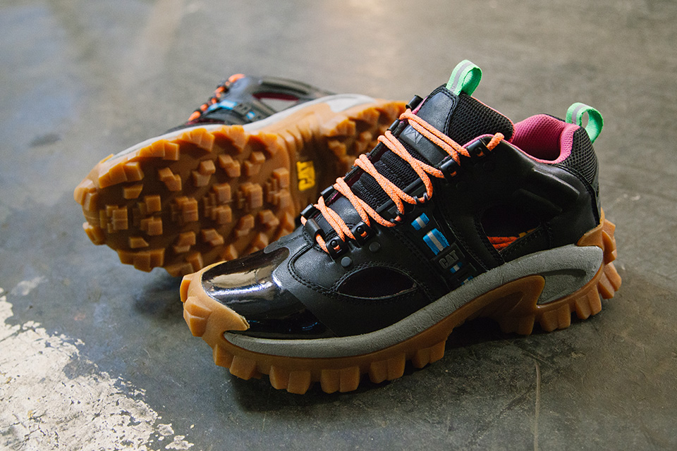 CAT Footwear x Christopher Shannon SS16 Collaboration