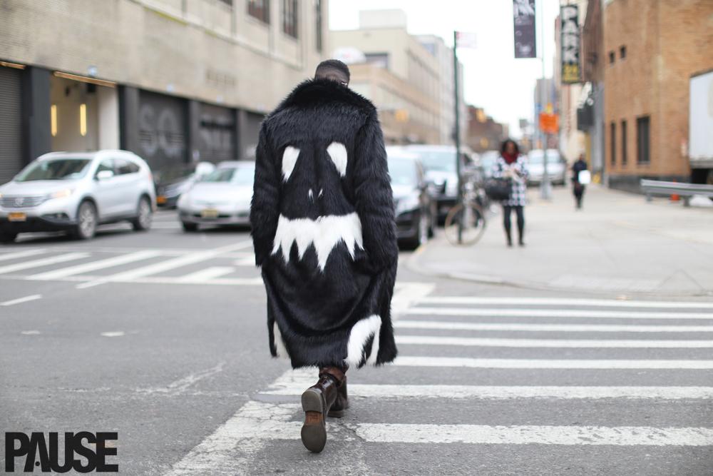 Street Style Shots: New York Fashion Week Day 2