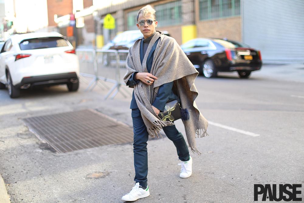 Street Style Shots: New York Fashion Week Day 3