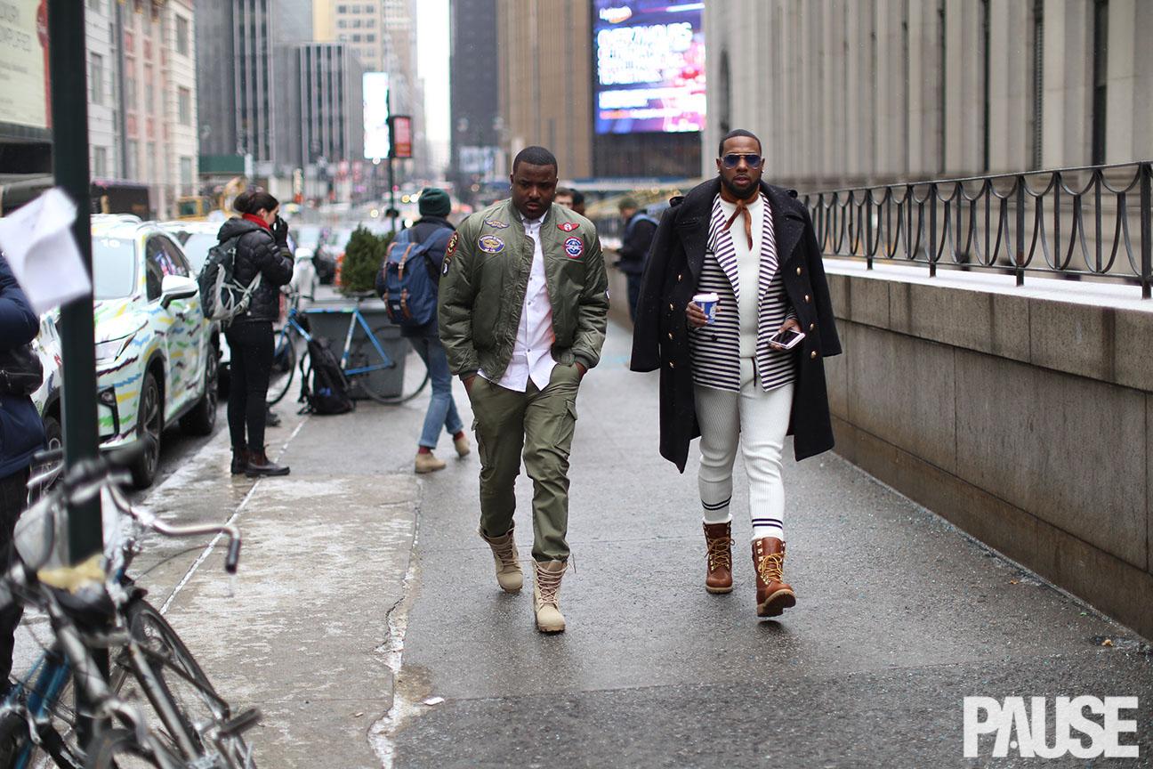 Street Style Shots: New York Fashion Week Day 5