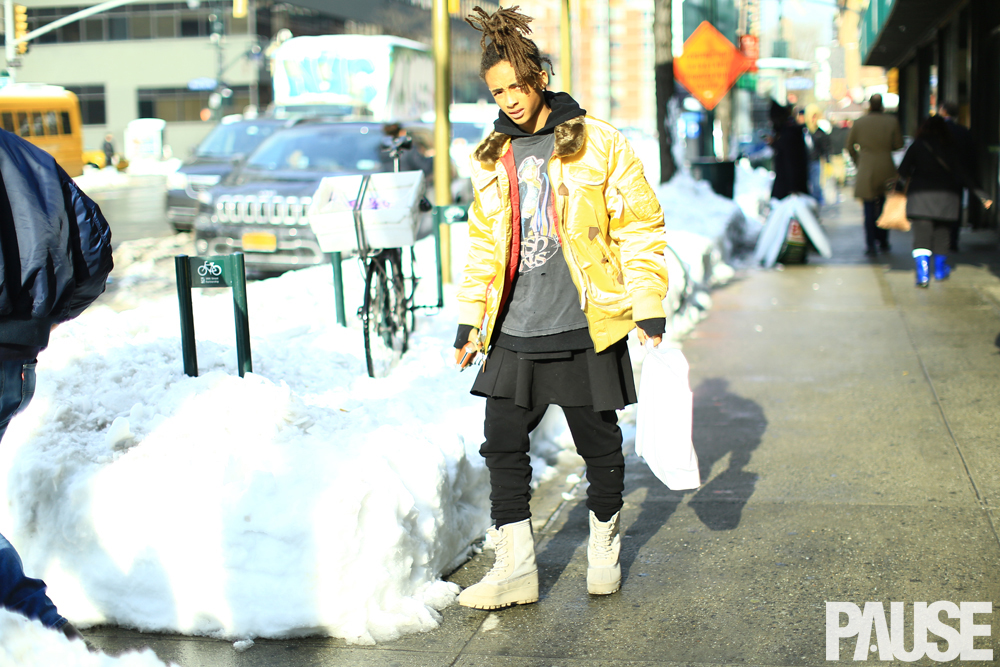Street Style Special: Jaden Smith in New York [Get The Look]