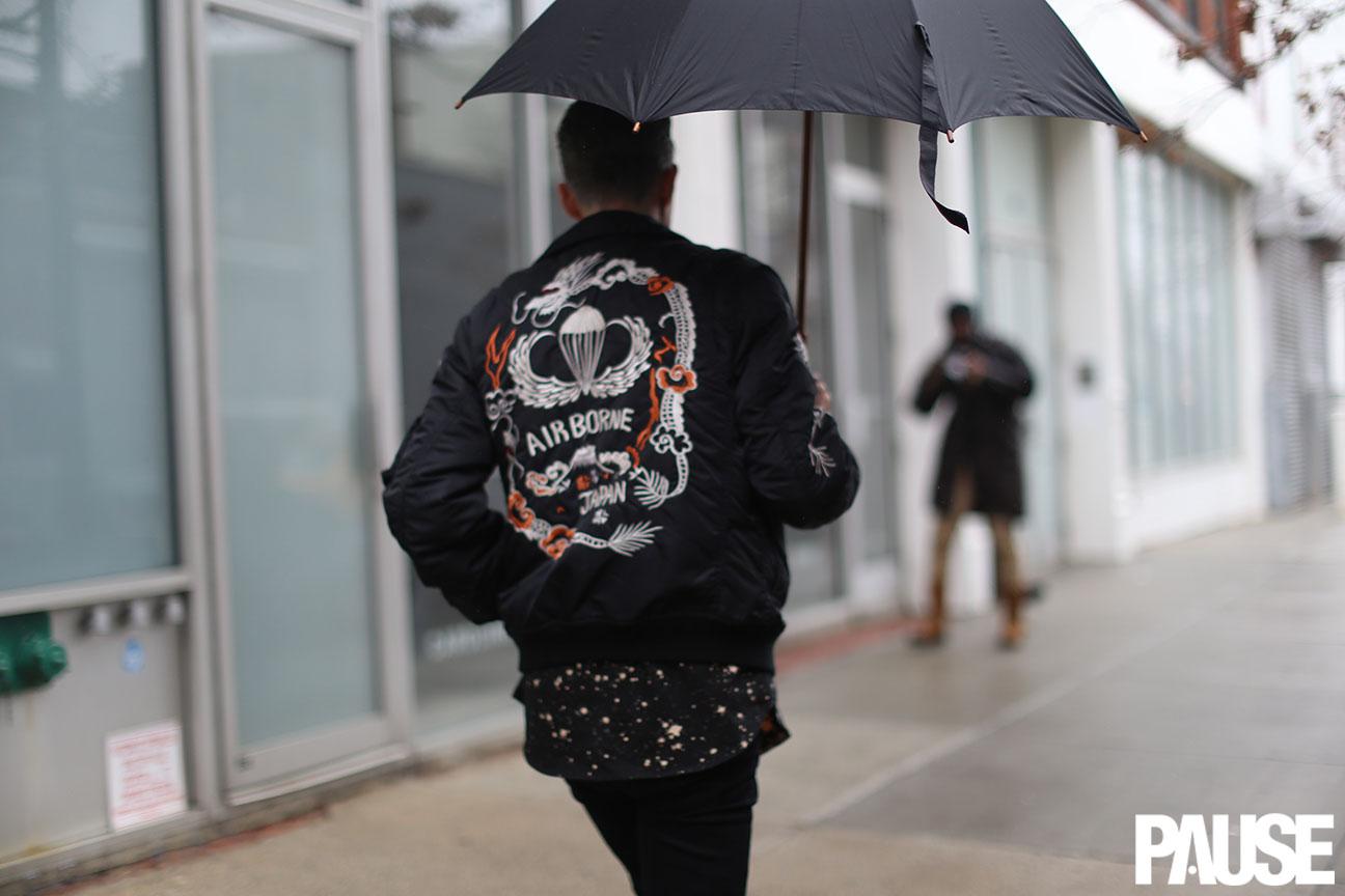 Street Style Shots: New York Fashion Week Day 6