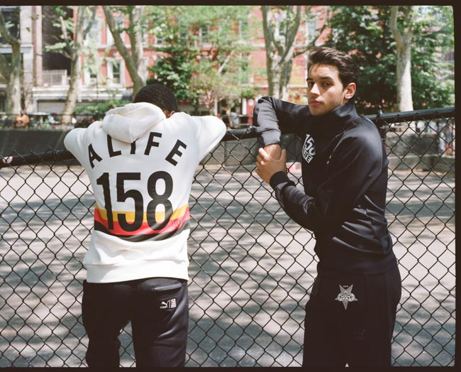 PUMA x ALIFE Spring/Summer 2016 Collection Part 1
