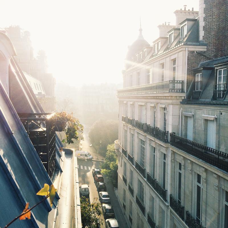 PAUSE Visits: Mon Hotel Paris
