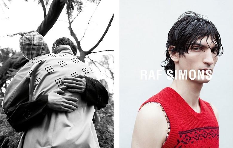 Raf Simons Spring/Summer 2016 Campaign