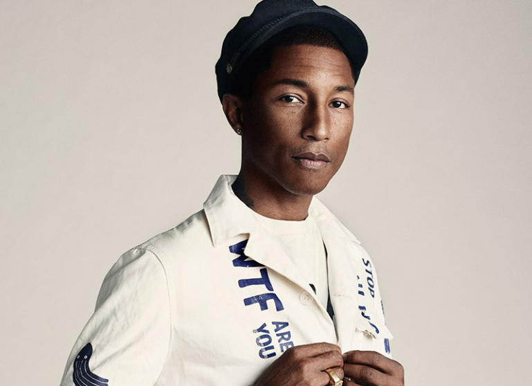 First G-Star RAW Collection under Pharrell Williams