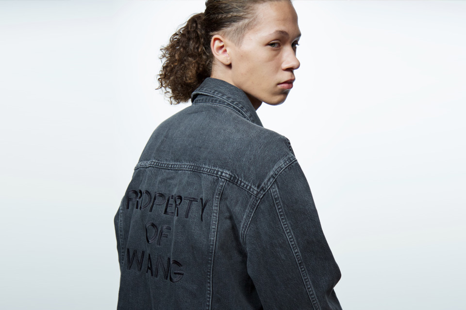 Alexander Wang: the Personnalized Embroidered Items