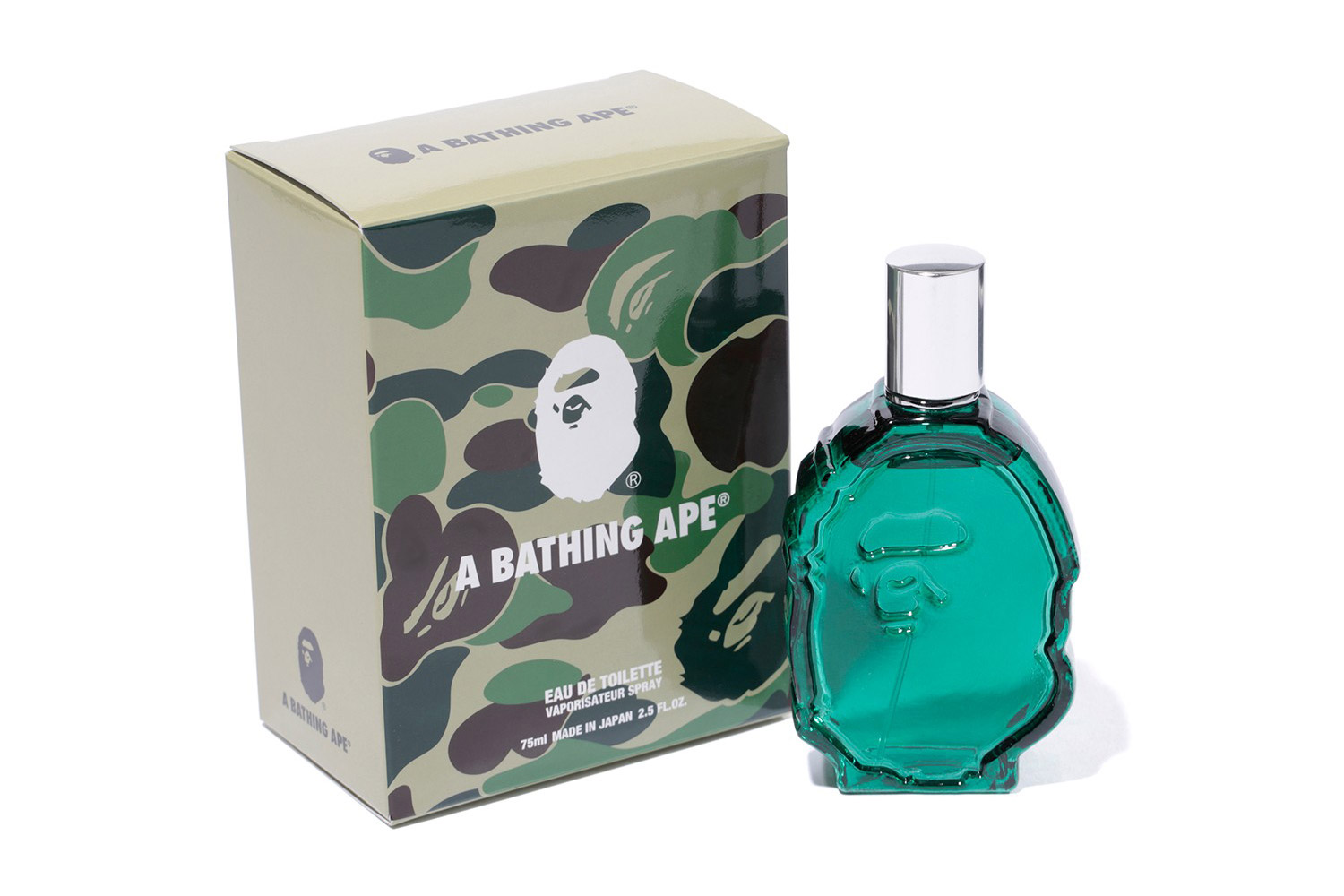 A Bathing Ape Is Set To Launch A Fragrance For Men