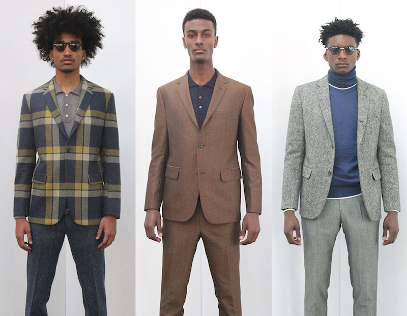 NYFW: David Hart Autumn/Winter 2016 Collection
