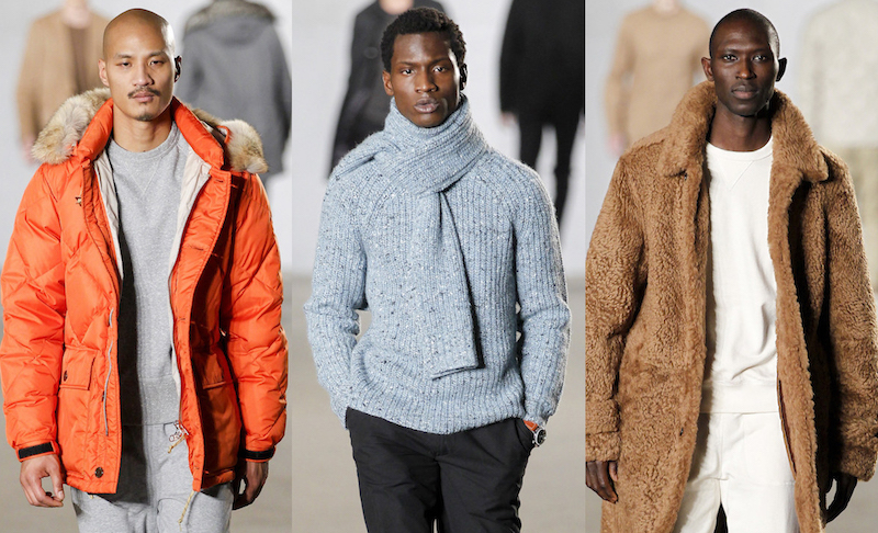 NYFW: Todd Snyder Autumn/Winter 2016 Collection