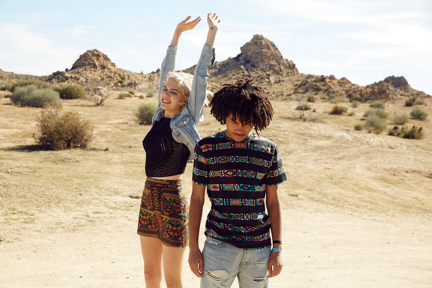 H&M Set To Drop Another Co-Branded Collection for Coachella