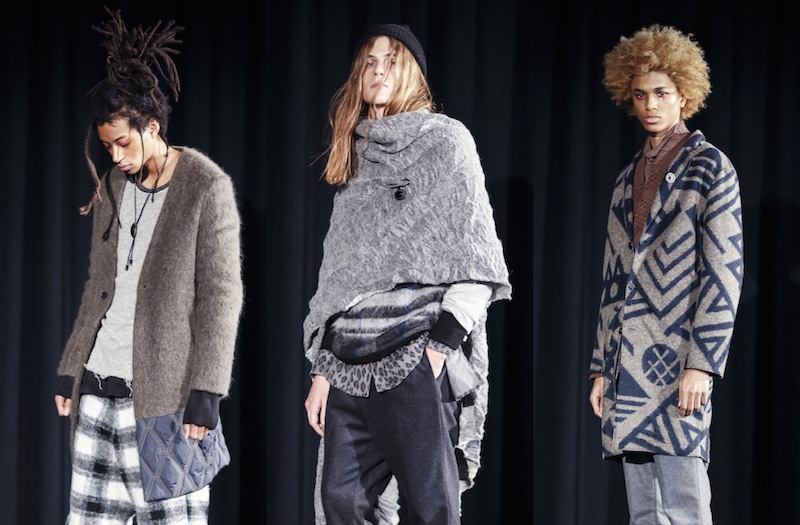 NYFW: CWST Autumn/Winter 2016 Collection